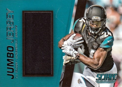 2016 Score Football Checklist, Set Info, Boxes, Variations