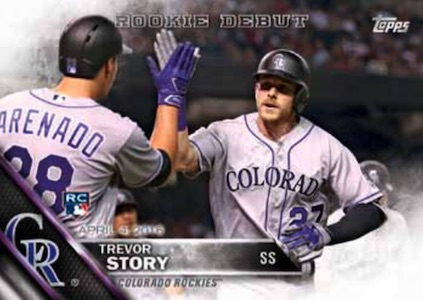 2016 topps update series baseball cards retail exclusive info