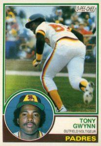 1984 Topps #251 Tony Gwynn PSA 8 NM-MT San Diego Padres Baseball Card sports memorabilia