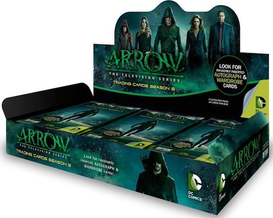 Arrow Season 3 Team Arrow Chase Card Z5