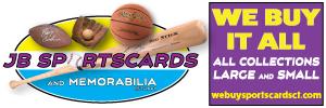 JB Sports Cards and Memorabilia