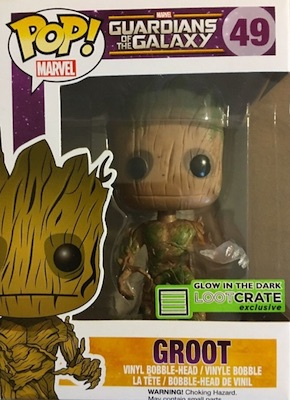 Funko Pop Guardians Of The Galaxy Checklist List Exclusives