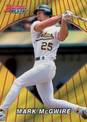 2016 Bowman S Best Baseball Checklist Set Info Boxes More