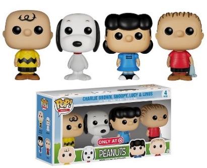 Funko Pop Peanuts Figures Checklist Gallery Exclusives