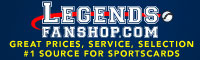 Legends Sports and Games Banner 1