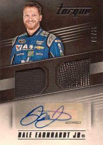 4x 2016 Panini Torque Racing Blaster box 8 NASCAR card 1 auto or memorabilia