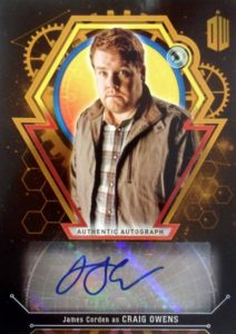 Topps Doctor Who 2016 Extraterrestrial 13 Card The Doctors Across Space Set
