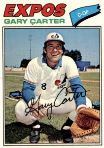 Image result for gary carter rookie year