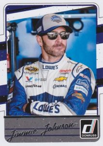 retro relics 2017 Panini Donruss NASCAR Jimmie Tyler Reddick