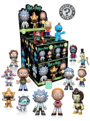 Funko Mystery Mini Rick and Morty Figure Series 1 Beth Smith 1//12