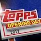 2017 Topps Opening Day Baseball