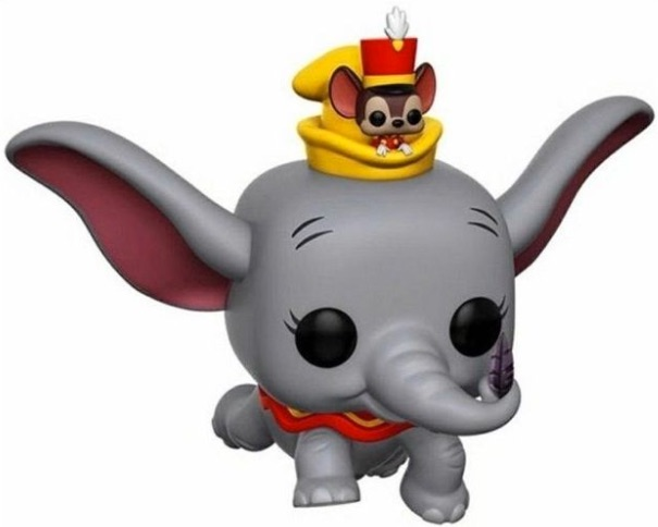 Funko Pop Dumbo Checklist Gallery Exclusives List