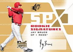 2008 SPx Baseball Autograph Redemption Checklist 1