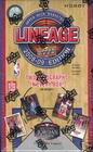 2008-09 Upper Deck Lineage Basketball Buy Back Autograph Redemption Set Checklist