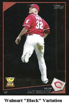 2009 Topps Baseball Card Retail Variation Guide 1