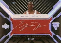 The Top Michael Jordan Autographed Cards of All-Time 5