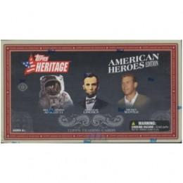 2009 Topps Heritage American Heroes 1
