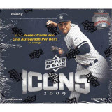 2009 Upper Deck Icons Baseball