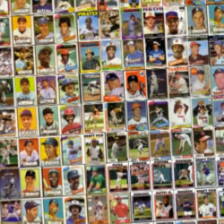 Selling Baseball Cards