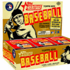 2010 Topps Heritage Baseball