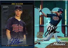 Joe Mauer Tags Out the Market Size Myth 1