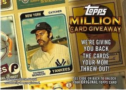 2010 Topps Million Card Giveaway Tips 1