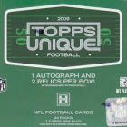 2009 Topps Unique Football