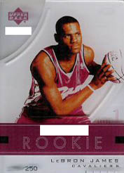 LeBron James Rookie Card Quiz! 1