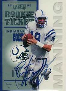 Top 100 Playoff Contenders Football Card Autographs of All-Time 1
