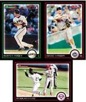 Cardboard Cliff Notes: 2010 Bowman Baseball 2