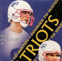 Quarterback Rookie Card Quiz 2