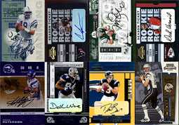 Top 100 Playoff Contenders Football Card Autographs of All-Time