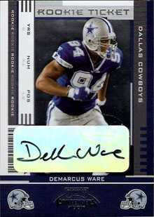 Top 100 Playoff Contenders Football Card Autographs of All-Time 5