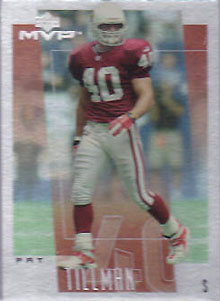 Pat Tillman Collectors Guide: Remembering An American Hero Through Football Cards 5