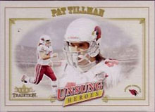 Pat Tillman Collectors Guide: Remembering An American Hero Through Football Cards 1