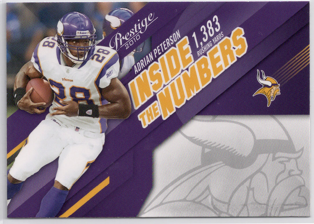 2010 Panini Prestige Football Cards 6