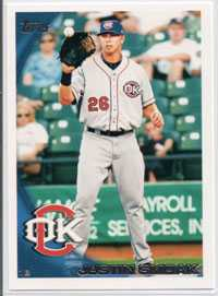 2010 Topps Pro Debut Product Review 9