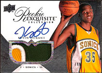 Top 25 Upper Deck Exquisite Collection Basketball Rookie Cards Of All-Time 2