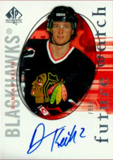 2009-10 Stanley Cup Chicago Blackhawks Hockey Card Guide 22