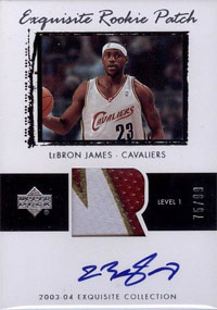 Top 25 Upper Deck Exquisite Collection Basketball Rookie Cards Of All-Time 1