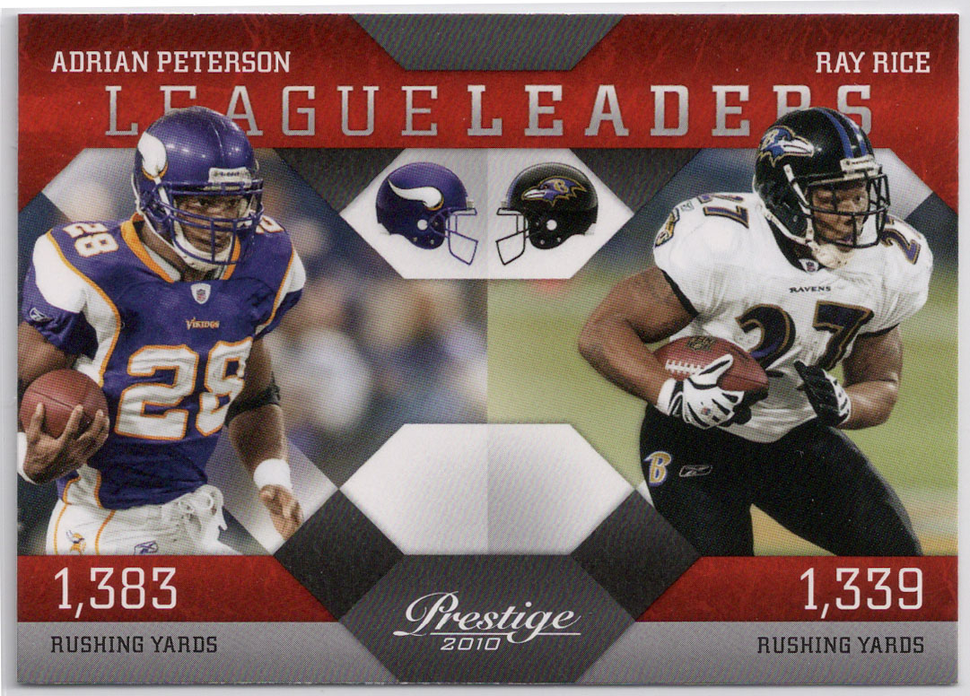 2010 Panini Prestige Football Cards 7