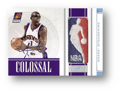 2009-10 Panini National Treasures Basketball 4