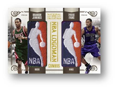 2009-10 Panini National Treasures Basketball 5