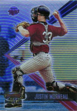 Top 5 Justin Morneau Rookie Cards 3