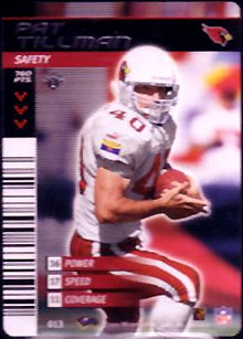 Pat Tillman Collectors Guide: Remembering An American Hero Through Football Cards 3