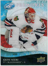 2009-10 Stanley Cup Chicago Blackhawks Hockey Card Guide 25