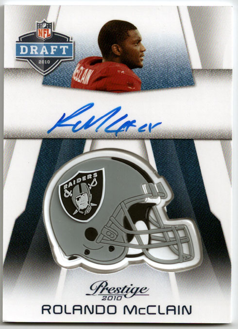 2010 Panini Prestige Football Cards 9