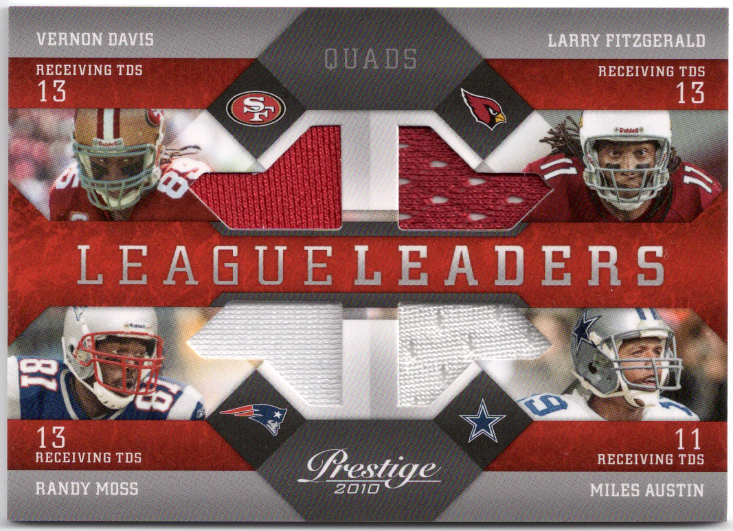 2010 Panini Prestige Football Cards 10