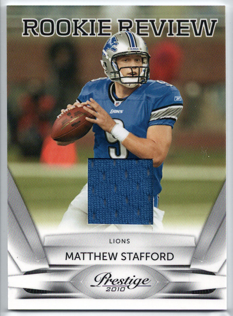 2010 Panini Prestige Football Cards 12