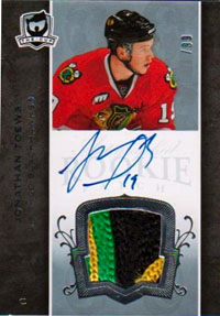 Top 5 Jonathan Toews Rookie Cards 1